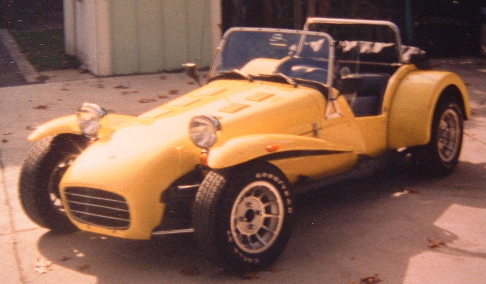 1986 Lotus Seven Replica